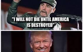 Cuba Meme - fact check fidel castro said he won t die until america is