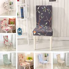 Pattern Dining Room Chair Covers PromotionShop For Promotional - Dining room chair covers pattern
