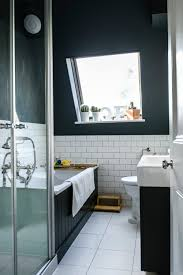 white black bathroom ideas 8 gorgeous black bathrooms that exude elegance and drama nest