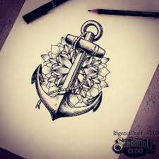63 best anchor tattoos design and ideas