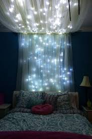Lights In The Bedroom Bedroom Decorating With Lights In Bedroom Canopy Bed Decor Ideas