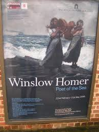 W Homer Artist by This Too Will Pass Winslow Homer And Northumberland Fisher Folk