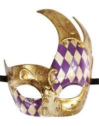 purple masquerade mask gold series men s vintage design checkered mens masquerade mask