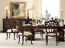 Henredon Dining Room Table by Traditional Furniture With French Styling From Henredon