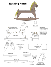 Wood Projects Free Plans by Best 25 Rocking Horse Plans Ideas On Pinterest Wood Rocking