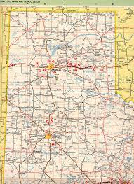 Interstate 10 Map Texasfreeway U003e Statewide U003e Historic Information U003e Old Road Maps