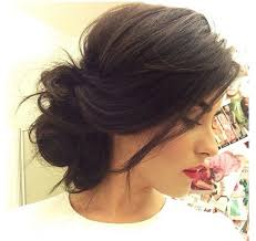 casual updo hairstyles front n back best 25 loose updo ideas on pinterest bridesmaid hair messy