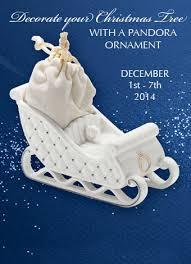 pandora free ornament promotion dec 1 7 pandora mall of america