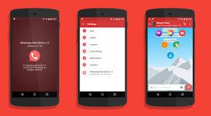 whats app version apk whatsapp edition 2 6 mod apk available improvements