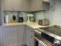 white glass subway tile kitchen backsplash white glass tile backsplash gray cabinets amazing tile kitchen