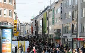 Shopping In Germany Aachen Germany It S In The Details Basaraba S Uni Verse