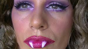Halloween Monster High Makeup by Clawdeen Wolf Makeup Tutorial Halloween Monster High Youtube