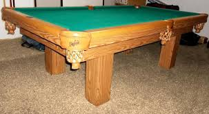 used pool tables for sale by owner buy 8 dufferin heritage pool table used at dynamic billiard