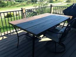 Glass Table Top For Patio Furniture Replacement Table Tops For Outdoor Furniture Replacement Glass