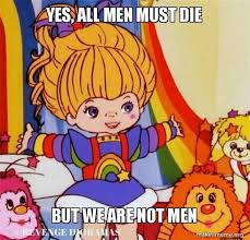 Rainbow Meme - feeling meme ish game of thrones khaleesi meets rainbow brite