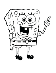 spongebob christmas coloring pages halloween star