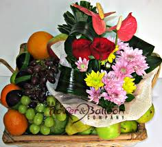 fruit flower arrangements flowerandballooncompany archive fruit flower