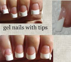nail gel removing tips
