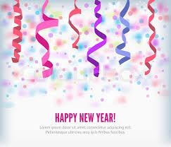 new years streamers happy new year festive streamers celebration background streamers