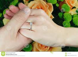 betrothal ring with betrothal ring stock photo image of woman 13527324
