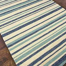 Aqua Outdoor Rug Grey Striped Outdoor Rug Ntq Me