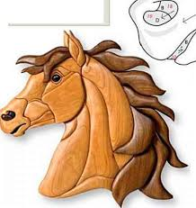 Free Woodworking Plans Projects Patterns Pyrography Wood Burning by Woodburning Patterns Horse Patterns Caballos Pinterest Horse