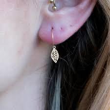 earrings everyday best dainty hoop earrings products on wanelo