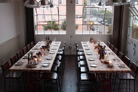 The Upstairs Central Kitchen San Francisco Public Spaces - Private dining rooms in san francisco