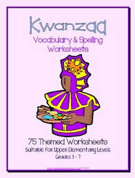 13 best kwanzaa worksheets and homeschooling educatioon books