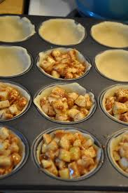 mini apple pies awesome thanksgiving idea food
