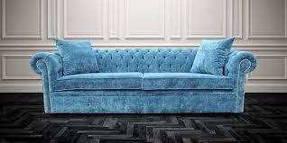 teal velvet chesterfield sofa buy teal blue velvet chesterfield sofa designersofas4u