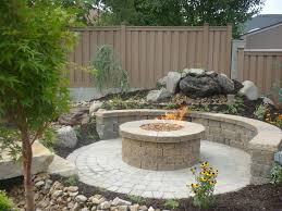 making a fire pit with pavers fire pit design ideas
