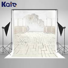 wedding backdrop size kate indoor wedding backdrop white wood floor backdrops 3d white