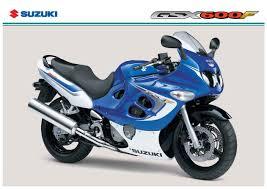 suzuki gsx 600 fk 6 free online doc