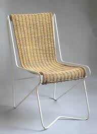 m chaises chaise mellil m matégot vers 1950 paul bert serpette