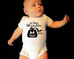 baby first halloween etsy