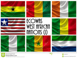 All The States Flags Flags Of Economic Community Of West African States Ecowas Part