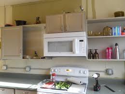 kitchen microwave cabinet kitchen remodel microwave shelf above stove best storage ideas