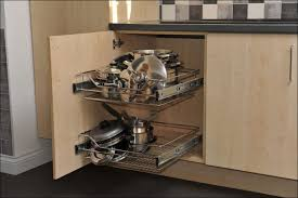Kitchen  Rolling Drawer Cabinet Slide Out Tray Sliding Storage - Slide out kitchen cabinets