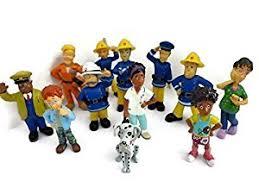 fireman sam figures box included split sets including