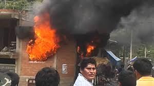 imagenes de sud yungas incendio en la asunta sud yungas la paz youtube