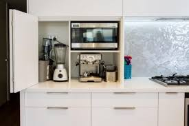 kitchen appliance storage ideas kitchen appliance storage ideas small storage refrigerator blue