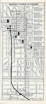 chicago union station floor plan chicago dearborn lasalle union and grand central stations o