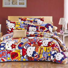 Bedroom Ideas For Girls Hello Kitty Cute Hello Kitty Bedroom Sets For Girls Newhomesandrews Com