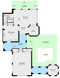 House Plans With Master Suite On Second Floor 957 Best House Plans Images On Pinterest Floor Plans House