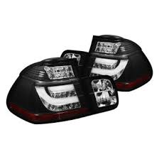 2004 bmw 330i tail lights 2004 bmw 3 series custom factory tail lights carid com