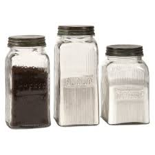 kitchen jars and canisters kitchen canisters jars hayneedle