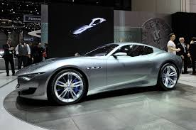 maserati concept cars maserati chief harald wester wants cars with soul