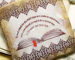 read book lover gift etsy