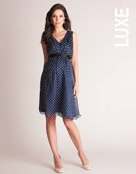 maternity silk dresses seraphine luxe